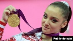 Алия Мостафина