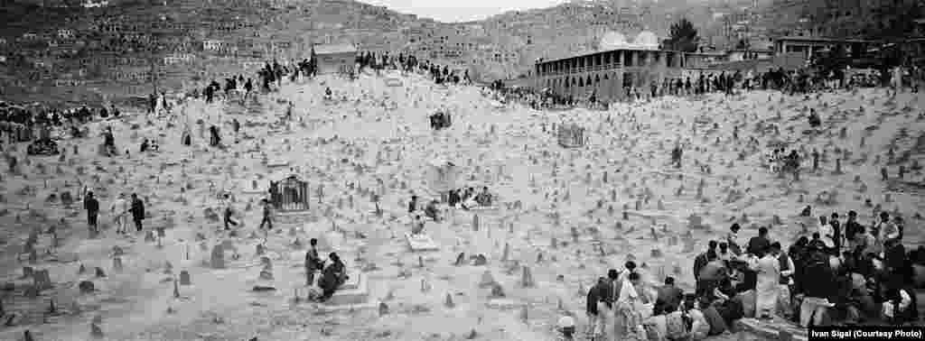 Kabul, Afghanistan (2004)
