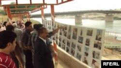 استذكار الدكتور علي جواد الطاهر في بغداد، 26 تشرين الأول 2009 (تصوير عماد جاسم)