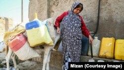 İranda su qıtlığı