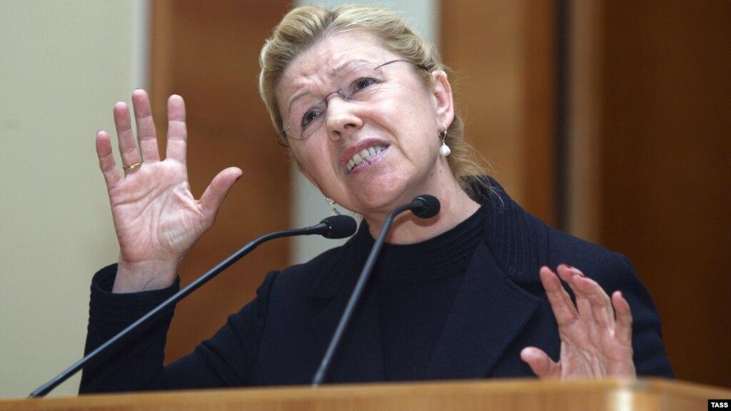 femihag Elena Mizulina