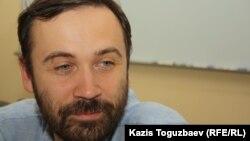 Депутат Госдумы РФ Илья Пономарев