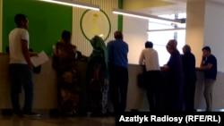 Hassahana, Aşgabat