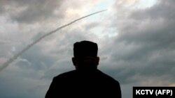 Північна Корея провела кілька ракетних випробувань за останні місяці відтоді, як Трамп востаннє говорив із Кімом у червні (на фото запуск 31 липня 2019 року)