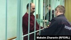 Бывший вице-губернатор Мурманской области Игорь Бабенкона заседании суда