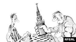 """Михаил Златковский. """"Шахматы - не место для игры"""""""
