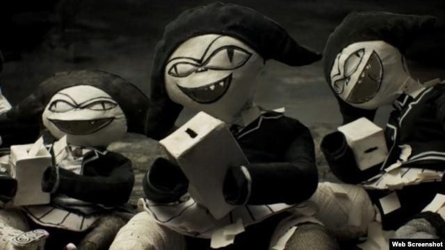 Iz filma Rabbitland Ane Nedeljković i Nikole Majdaka, dobitnika Srebrnog medvjeda na Berlinaleu za najbolji kratki film