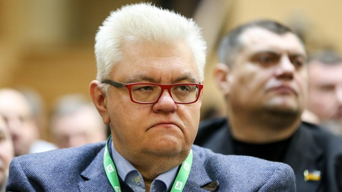 Сивоха уволили с должности советника секретаря СНБО