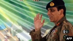 General Kayani, shadow foreign minister