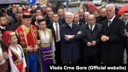 Premijer u obilasku rekonstruisane dionice puta Berane – Petnjica