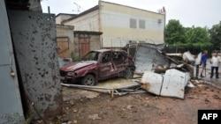 Ситуация в Луганске, 19 июля