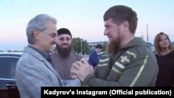 """Кадыров называл Бен Талала своим """"дорогим братом"""", но промолчал, когда с ним случилась беда"""
