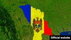 Imagine satelit a Moldovei (Foto: Serviciul de presă PE/©BELGAIMAGE/IMAGEBROKER/J.Carlile)