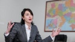 Ваша Свобода   Відставка голови Національної поліції Хатії Деканоїдзе