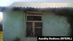 Qəzalı ev.