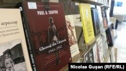 Expoziție de cărți pe tema Holocaustului la Chișinău