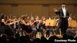 Հայաստանի երիտասարդական նվագախումբ, արխիվային լուսանկար