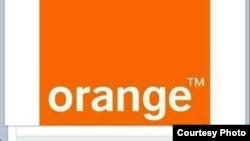 Uzbekistan - Orange screen shot in Uzb social net.