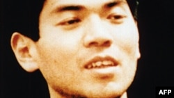 Makoto Hirata turned himself in to police shortly before midnight on New Year's Eve.
