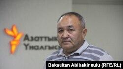 Нурбек Молдогазиев.