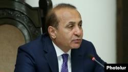 Ermenistanyň premýer-ministri Howik Abrahamian