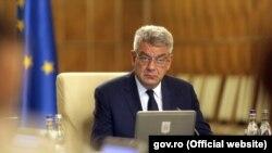 Романскиот премиер Михаи Тудосе