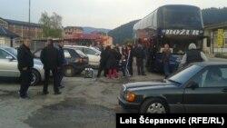 "Talas ""azilanata u pokušaju"": Građani Crne Gore u Rožajama na putu ka EU"