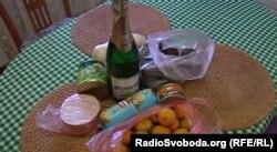 Набір для святкового столу у Донецьку