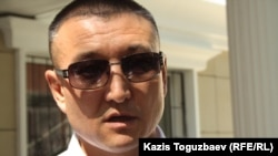Құрышбек Тәңірбергенов, адвокат. Алматы, 27 маусым 2014 жыл