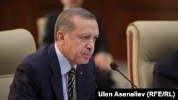 Режеп Тайип Эрдоган. 10 апреля 2013 года