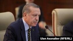 Kryeministri i Turqisë, Recep Tayyip Erdogan.