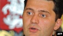 Глава МВД Грузии Бачо Ахалая