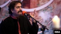 Iran- Shahram Nazeri, Iranian traditional singer