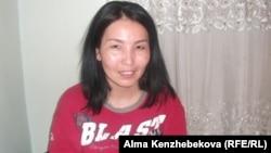 Дина Ким, родительница ученика выпускного класса. Алматы, 13 мая 2014 года.