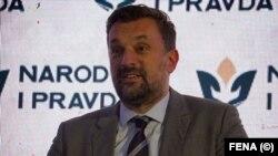Konaković (na fotografiji): Riječ je o još dva zastupnika koja nisu mogla izdržati pritisak