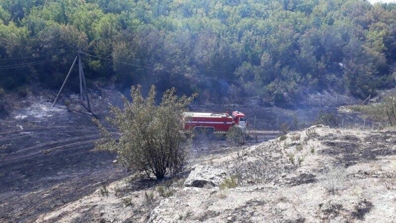 Особый противопожарный режим в Севастополе продлили до середины октября