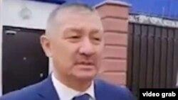 Ақтау қалалық сотының төрағасы Мәлік Кенжалиев