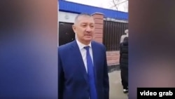 Экс-председатель Актауского городского суда Малик Кенжалиев.