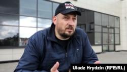 Сяргей Ціханоўскі, архіўнае фота