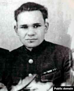 Микола Руденко у 1947 році