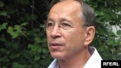 Кәсіпкер Таһиржан Ахметов. Алматы, 16 шілде 2009 жыл.