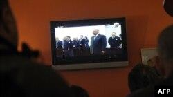 Zagrepčani gledaju suđenje bivšem premijeru