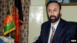 Abdul Khaliq Farahi in a September 2008 photo