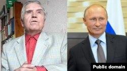 Анатолий Кибеч, Владимир Путин