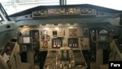 ایران حدود ۷۰۰ خلبان دارد.