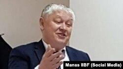Батырбек Дуулатов.