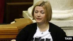 Ուկրաինայի նախագահի հատուկ ներկայացուցիչ Իրինա Գերաշչենկո