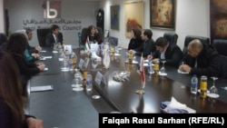 التوقيع على اتفاقية بين مجلس الاعمال العراقي وجامعة دار الكلمة