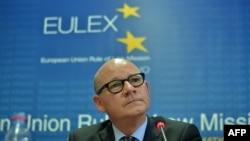 Shefi i Misionit të EULEX-it në Kosovë, Gabriele Meucci