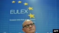 Shefi i Misionit të EULEX-it, Gabriele Meucci